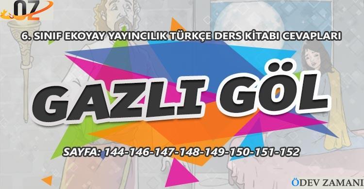 6 Sinif Turkce Ders Kitabi Sayfa 144 146 147 148 149 150 151 152